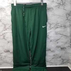 Nike Womens Sweatpants Sz Medium Tall New GREEN